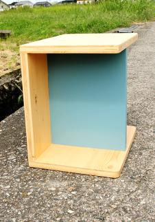 3way box chairソリッド1
