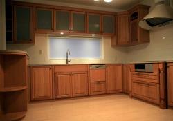 J邸キッチン1